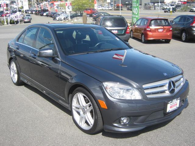 2010 mercedes benz c350 stock h14250a central nanaimo for Mercedes benz nanaimo