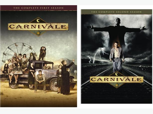Carnivàle: The Complete Series DVD
