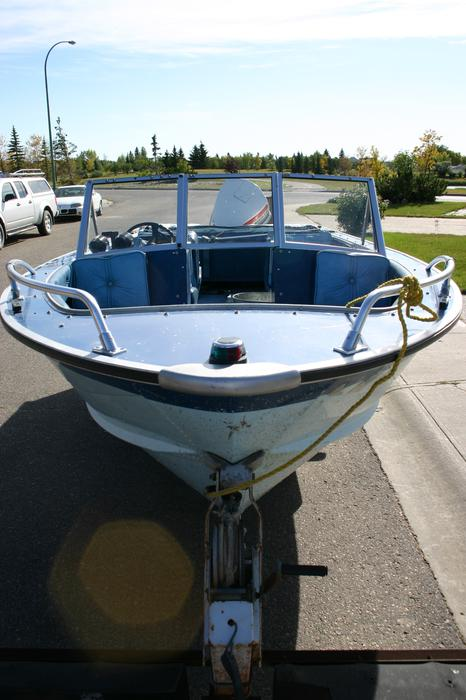 Starcraft Usu16 16 39 Boat Motor And Trailer West Regina