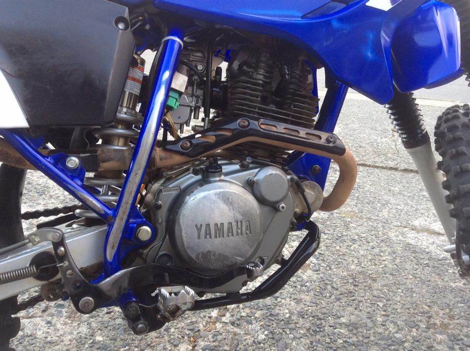 2006 Yamaha Ttr 230 Electric Start Low Seat Height