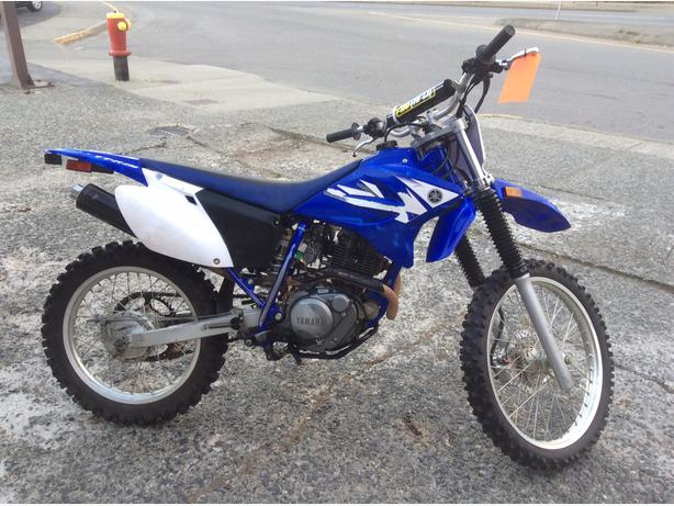 2006 yamaha ttr 230 electric start low seat height for Yamaha 230 ttr