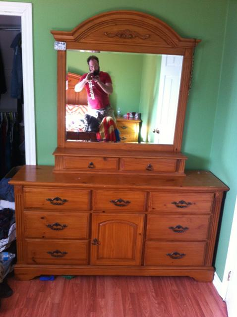 Solid Wood King Bedroom Set New Price Rockland Ottawa