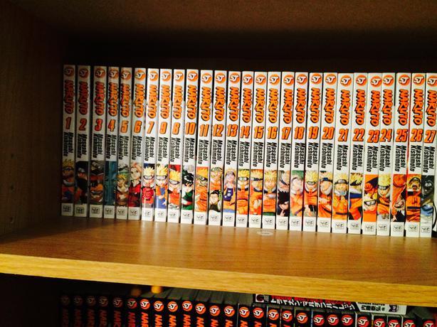 naruto manga volumes 1 69 - Naruto 69
