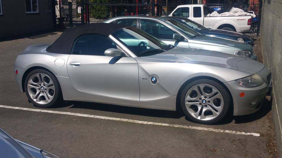 Bmw Z4 Convertible Top Motor 2016 Bmw Z4 Reviews And Rating Motor Trend Canada Car Features