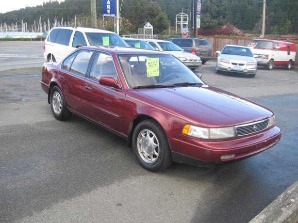 1994 Nissan Maxima Outside Comox Valley Comox Valley