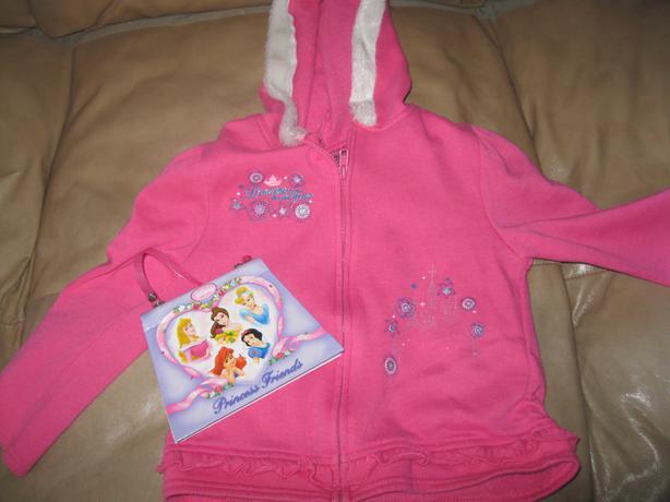 Disney Princess Hoodie - size 5T