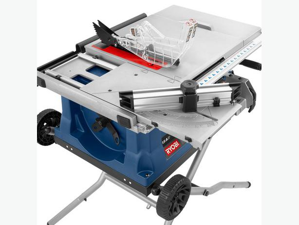 Ryobi 10 Inch Table Saw With Wheeled Stand Central Ottawa Inside Greenbelt Ottawa