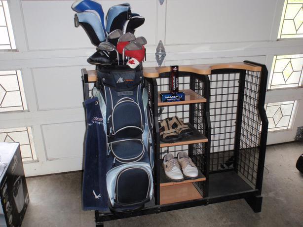 Golf Bag Storage Unit Nanoose Bay Nanaimo