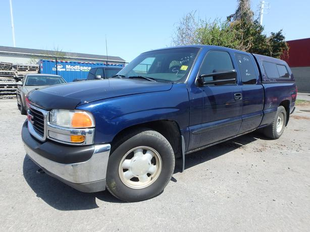 2001 gmc sierra 1500 sl gloucester gatineau. Black Bedroom Furniture Sets. Home Design Ideas