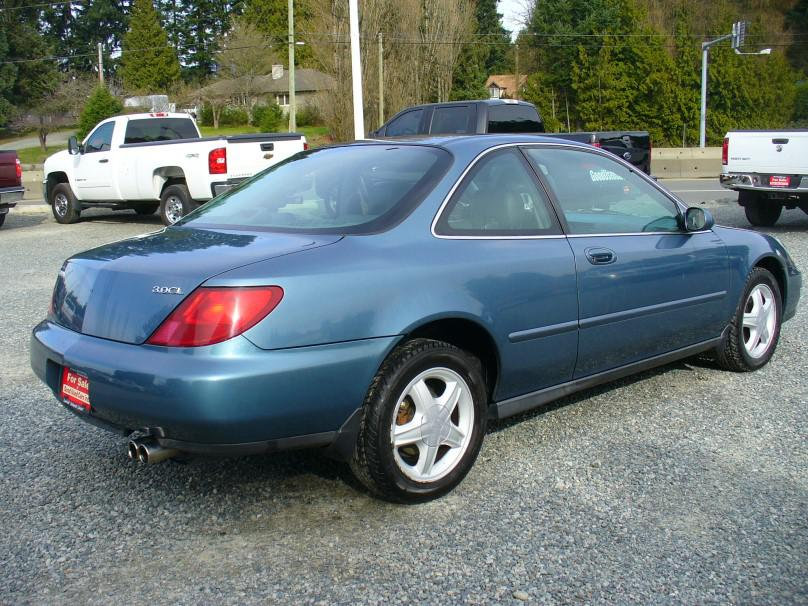 1997 Acura Cl 3 0 Luxury Coupe Outside Nanaimo Parksville