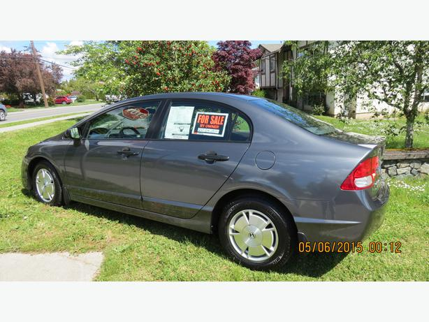 Honda civic dx g central saanich victoria mobile for How much to lease a honda civic
