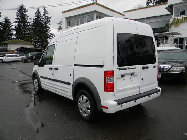 2010 ford transit connect xlt outside nanaimo nanaimo mobile. Black Bedroom Furniture Sets. Home Design Ideas