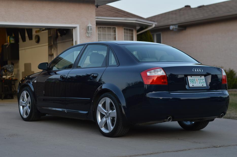 2005 Audi A4 Quattro Sport Pkg. West Regina, Regina - MOBILE