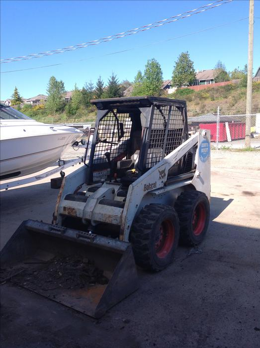 Bobcat For Sale Vancouver Island