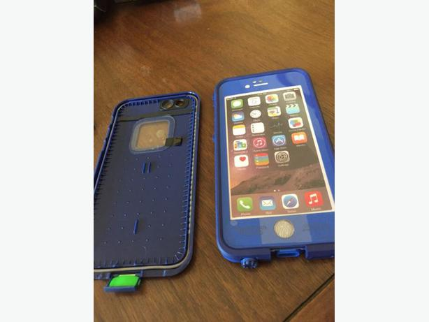 Iphone 6 Lifeproof Case Outside Nanaimo Parksville Qualicum Beach Mobile