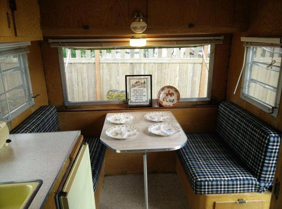 Vintage Camper Roof Sealant 212 Best Images About Caravans