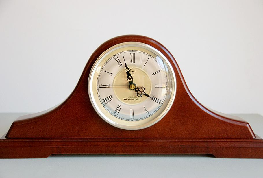 Quartz Westminster mantel clock Central Ottawa (inside ...