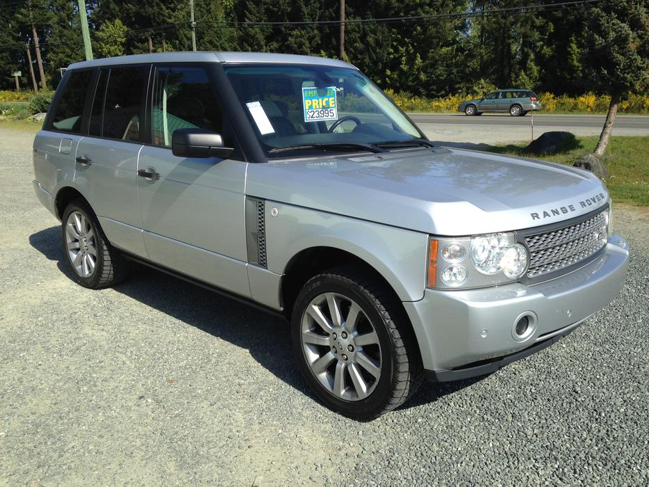 Sale 2006 Land Rover Range Rover Supercharged Sale