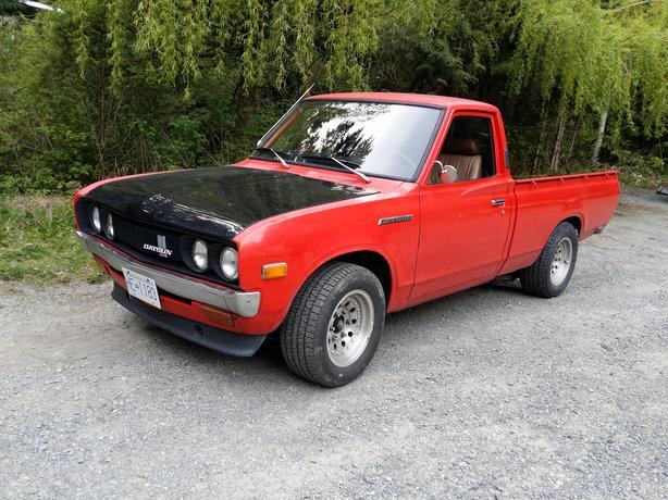 WANTED: 1990 to 1997 Nissan Hardbody KA24E engine Sooke ...