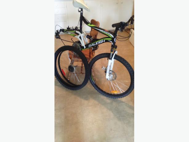 Raleigh Tora Mountain Bike West Regina Regina