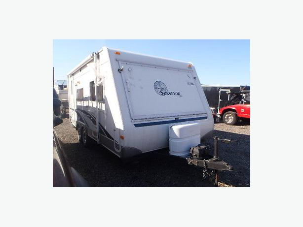 Most Popular 2003 Surveyor Lite By Forest River Only 8199