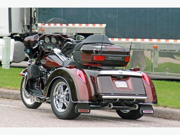 Harley Davidson Tour Model Trike