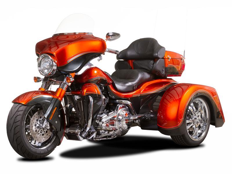 Used Bmw Toronto >> Harley Davidson Tour Model Trike Outside Cowichan Valley, Cowichan