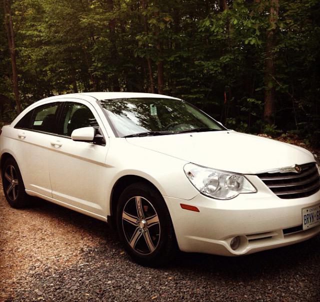2007 chrysler sebring touring more photos to come. Black Bedroom Furniture Sets. Home Design Ideas