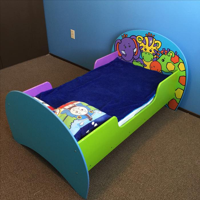 Very Cute Toddler Bed West Shore LangfordColwood