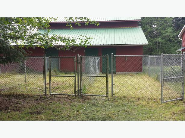 Chain Link Fencing Parksville Nanaimo