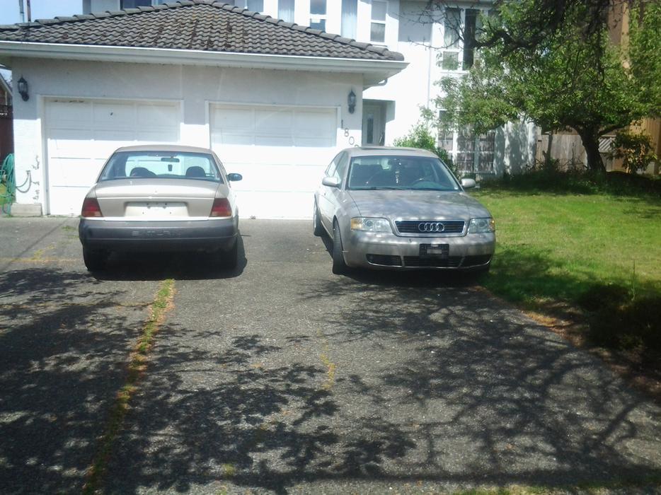 2000 Audi Quattro And 97 Saturn Sl For Sale Victoria City