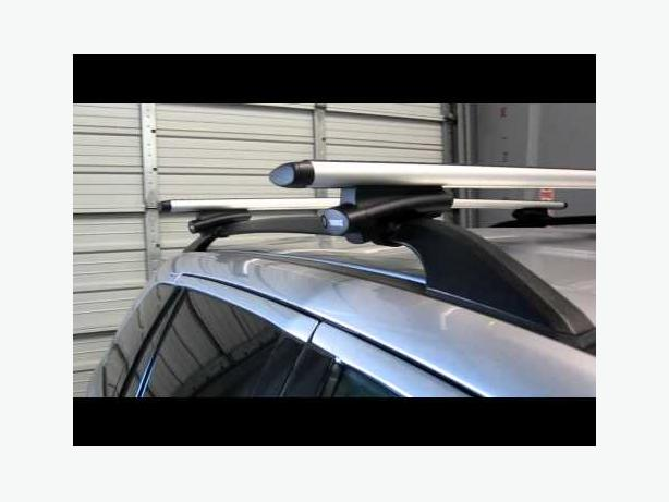 Brand New Thule Rapid Aeroblade System Crossroad Roof