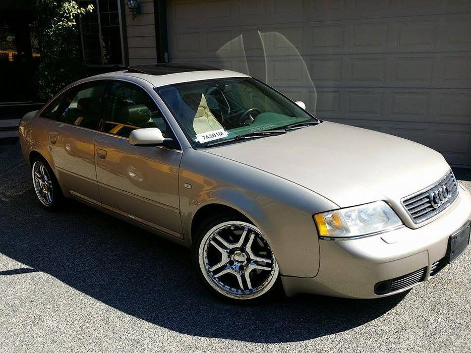 97 Saturn Sl For Sale Asap Plus Audi A6 Quattro Deal