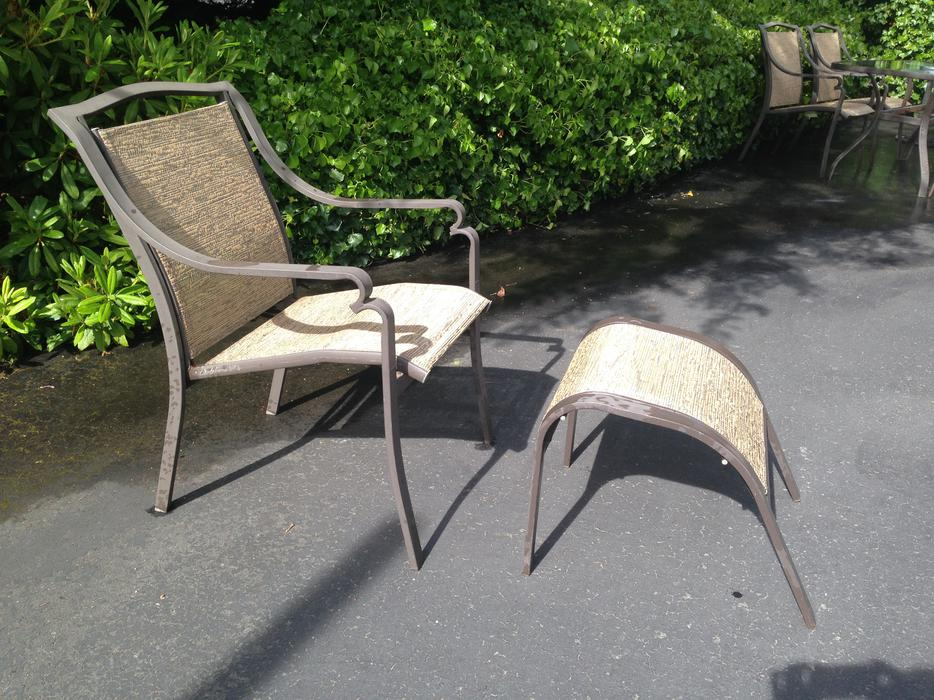Used Regina Patio Furniture