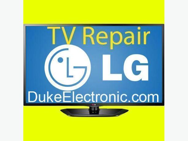 LG LCD TV, LED TV REPAIR 32LV2400, ANY MODEL, ANY SIZE FREE ESTIMATE