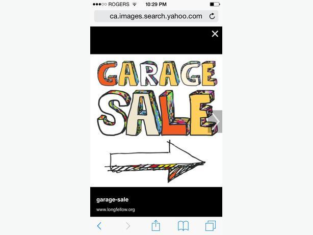 Worlds Grearest Sunday Garage Sale 1482 Dallas Rd