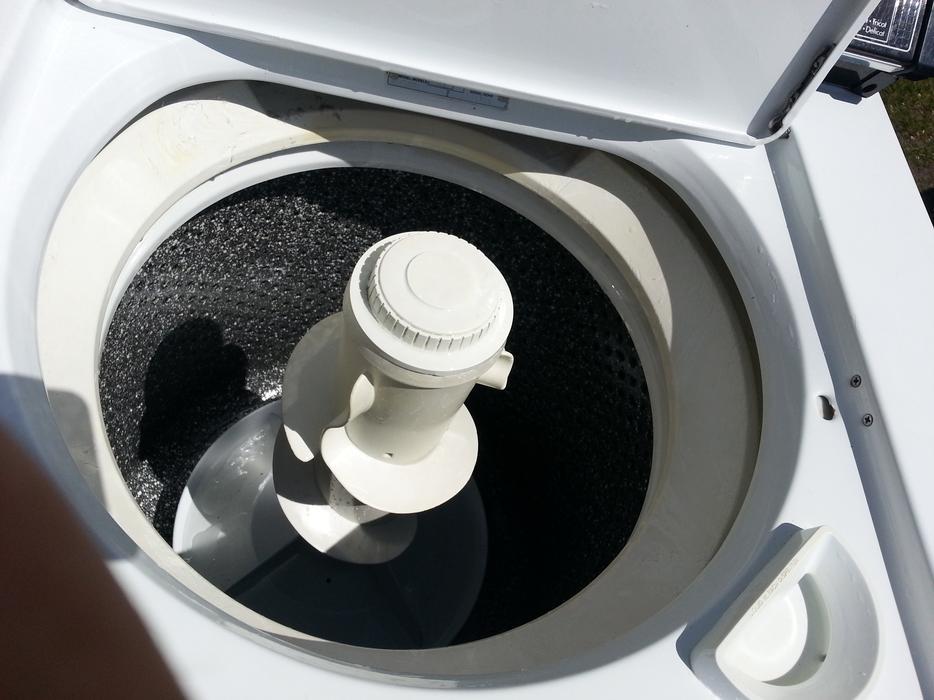 Inglis Heavy Duty Large Capacity Washer Dryer Set Works