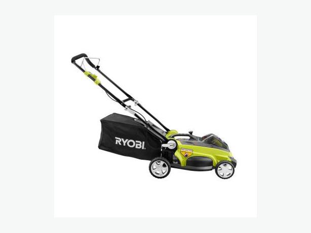 Ryobi 40v Lawnmower Sooke Victoria Mobile