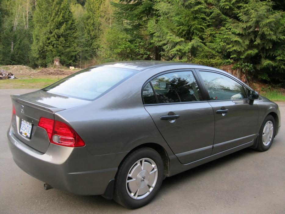 2008 honda civic central nanaimo nanaimo   mobile