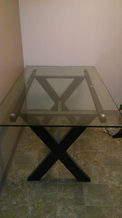 Glass Dining Room Table St Vital Winnipeg