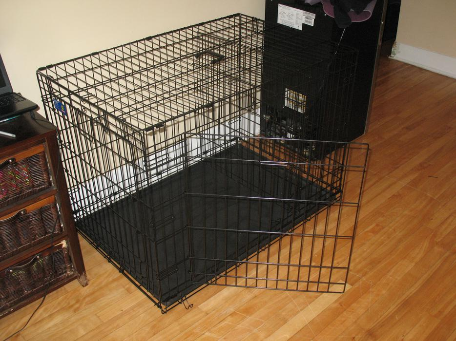 top paw dog crate instructions