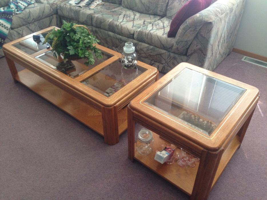 Coffee table and end table west regina regina mobile for Coffee tables london ontario