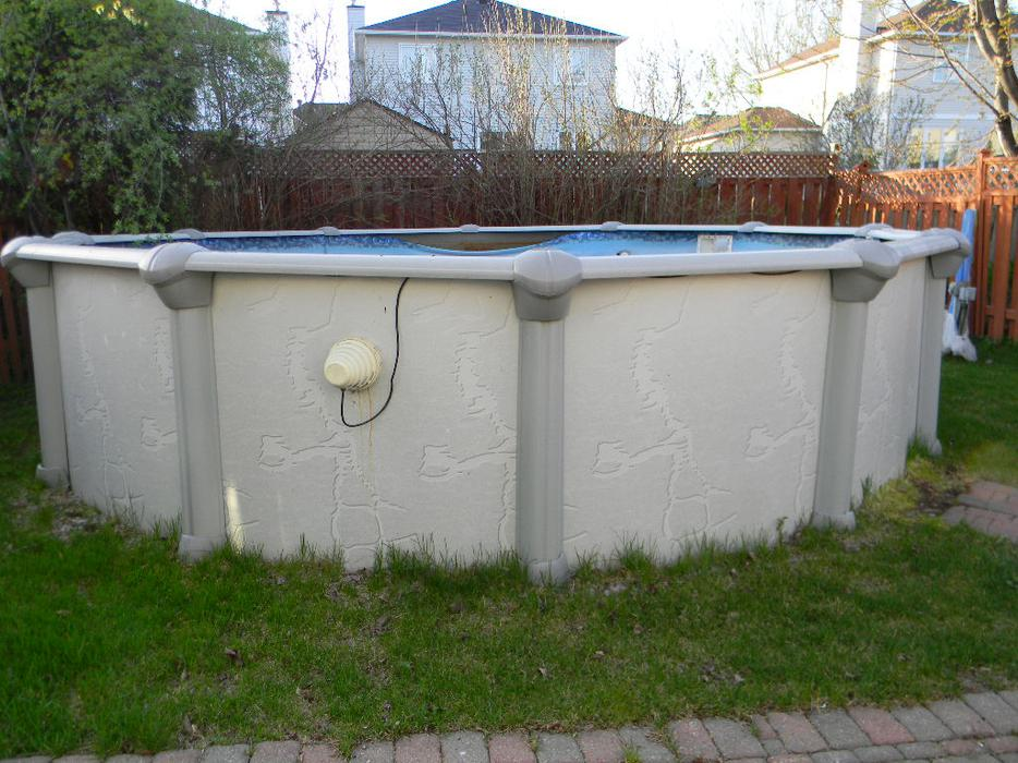 18 Above Ground Pool Aylmer Sector Quebec Ottawa Mobile
