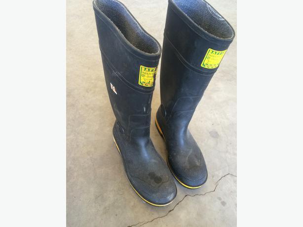 Steel Toe Shoes Regina