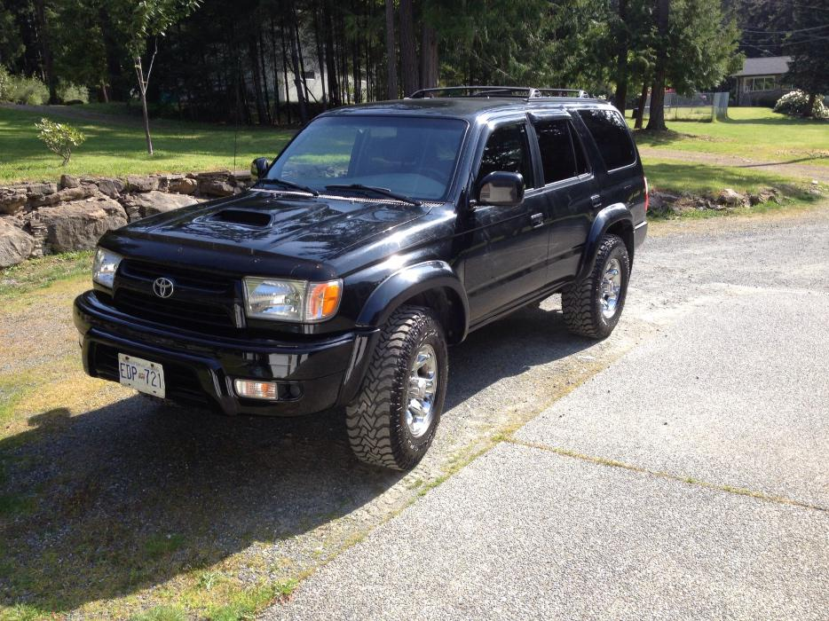 2002 toyota 4 runner north nanaimo nanaimo. Black Bedroom Furniture Sets. Home Design Ideas