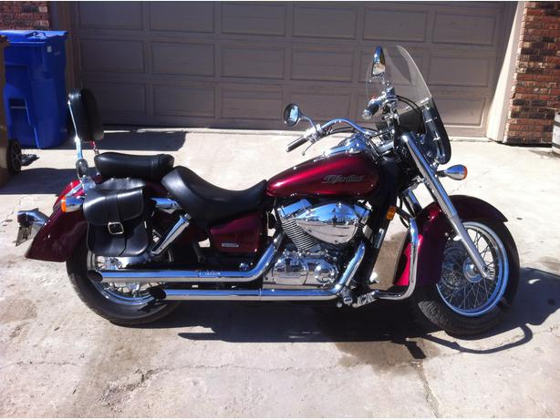 2004 honda shadow aero 750 motorcycle north regina regina