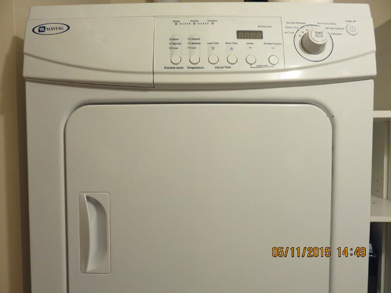 24 maytag dryer perfect for small spaces east regina regina - Washers and dryers for small spaces pict ...