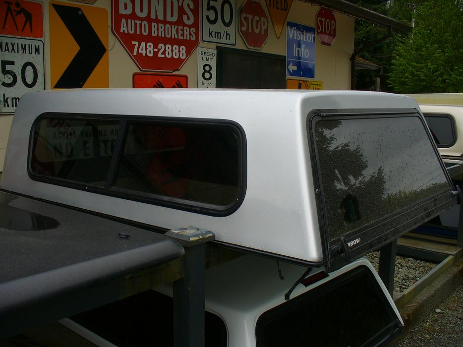 Used Truck Canopies Vancouver Island