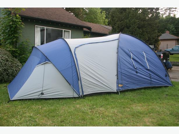 Three season Cliffside 7 outbound tent. & Three season Cliffside 7 outbound tent. Esquimalt u0026 View Royal ...