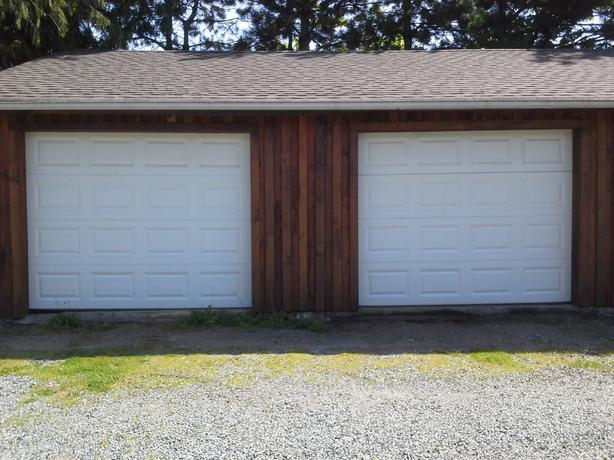 2 Garage Doors Duncan Cowichan
